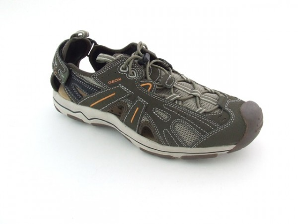 Geox Tech Schuhe in military beige
