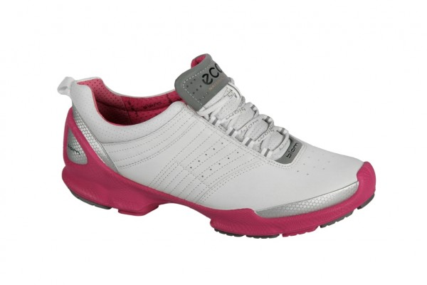 Ecco Biom Train 2.1 Lace Sportschuhe weiß pink