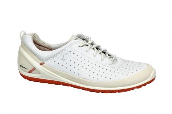 Ecco Biom Lite 1.1 Schuhe in weiß Yak Leder