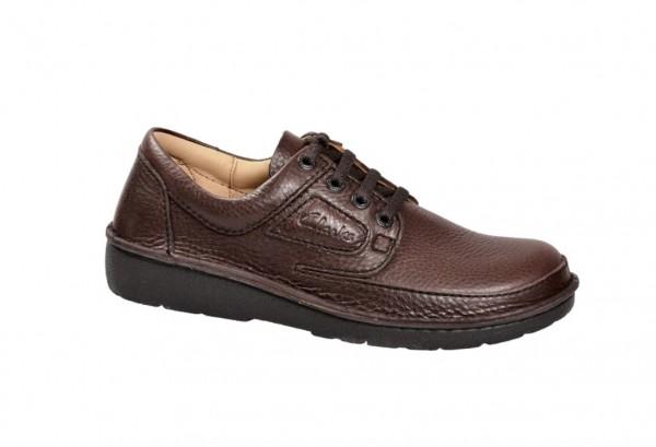 Clarks Nature II Schuhe in chestnut braun