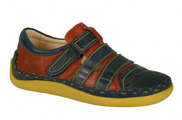 Eject Schuhe blau rot 7141.15524