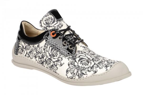Eject Ciber Schuhe weiß schwarz 20404