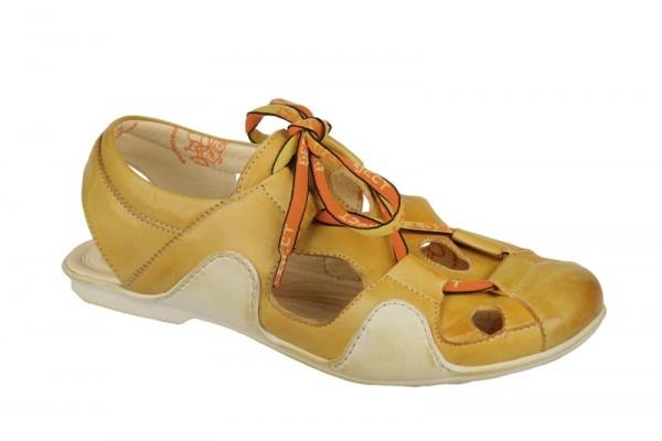 Eject Sayaka Sandaletten in gelb - E-13431