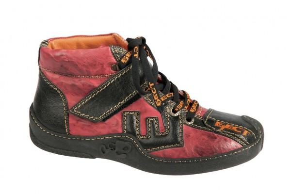 Eject Skat Schuhe E-10621 Boots rot schwarz