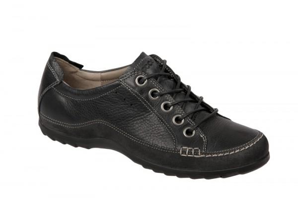 Ecco Jump Schuhe moonless schwarz