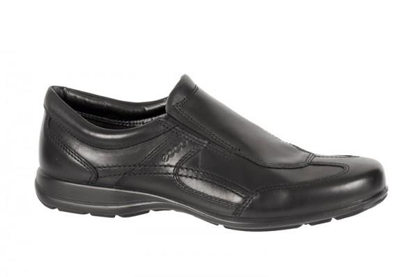 Ecco Pacer Schuhe schwarz Slippers 50032401001