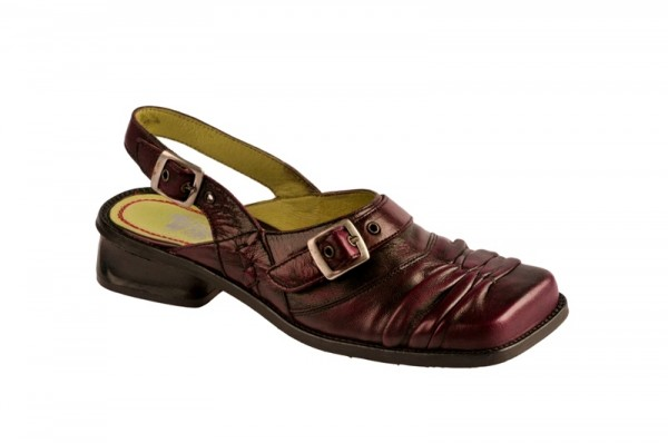 Tiggers Yvonne 4 Schuhe bordo rot