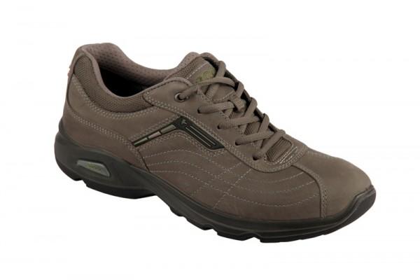 Ecco Light 3 Schuhe grau Herren Schnürer