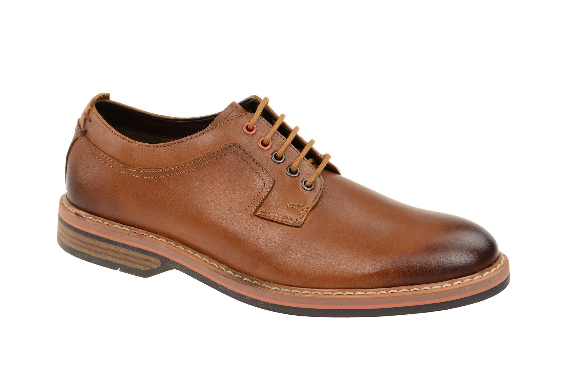 Clarks Pitney Walk Schuhe hell braun