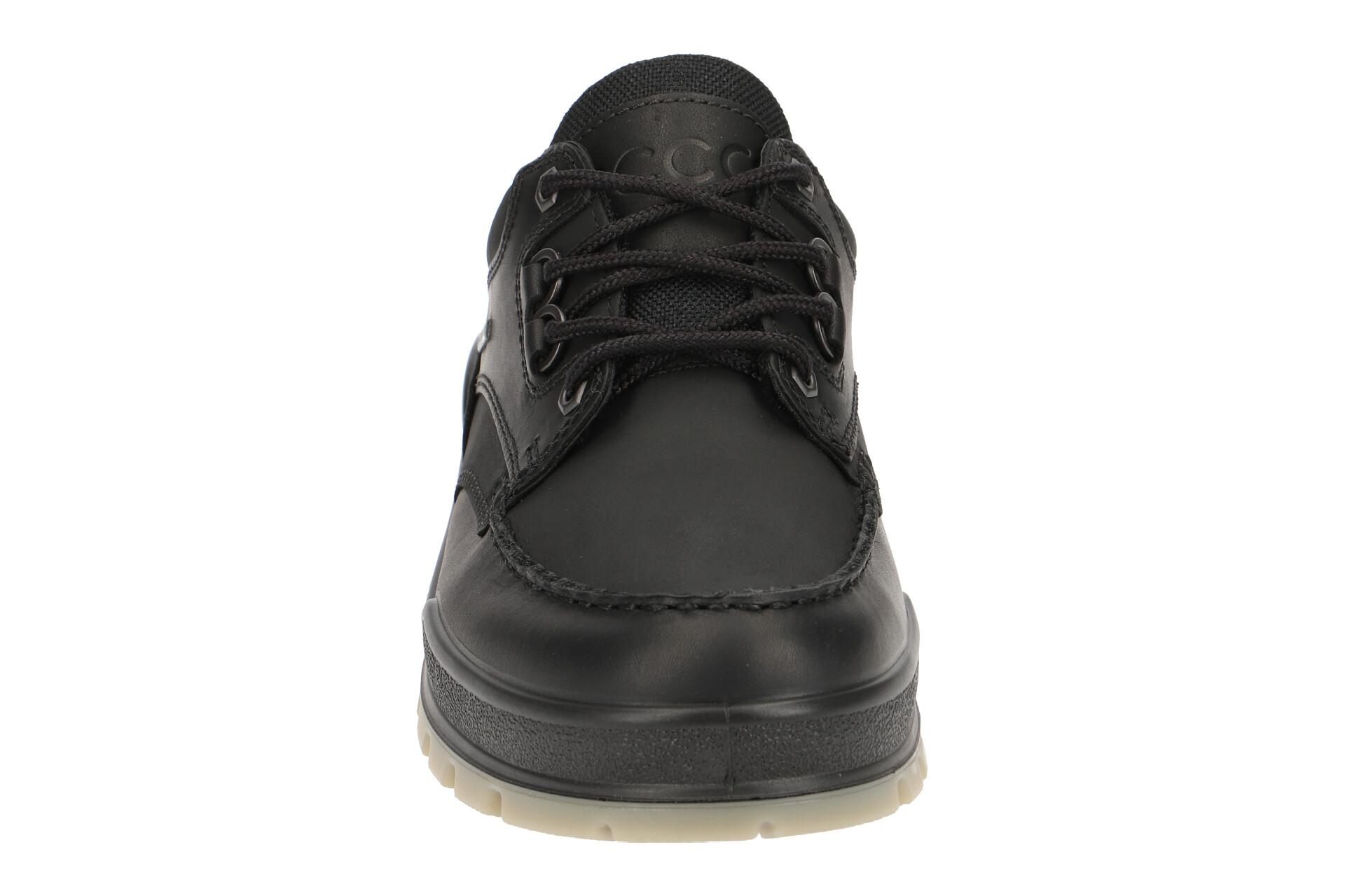 Ecco Schuhe CORKSPHERE 1 MENS schwarz Herrenschuhe 27120401001 NEU