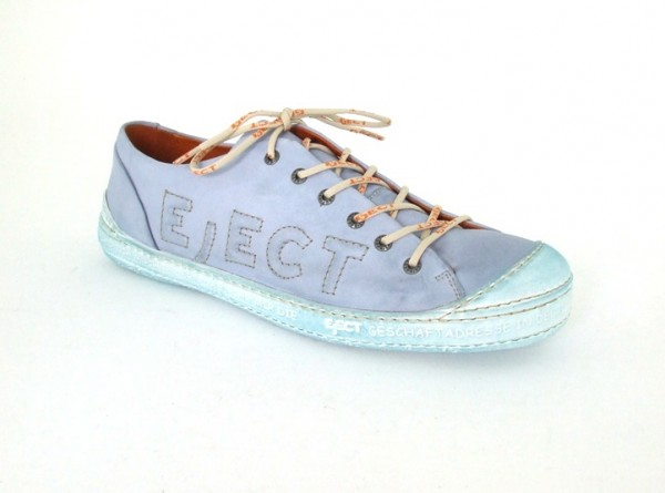 Eject Dass Schuhe hellblau