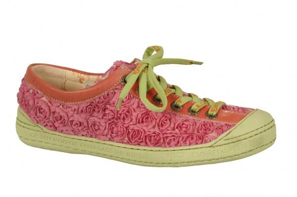 Eject Dass Schuhe in fiorellino pink E-12407/2