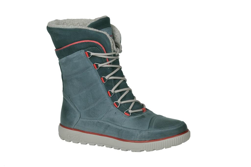 Ecco Siberia Stiefel blau 85293358005