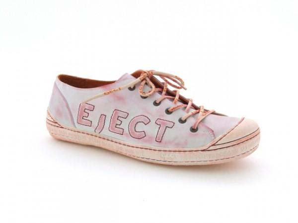 Eject Dass Schuhe E-11207 Sneaker weiß pink