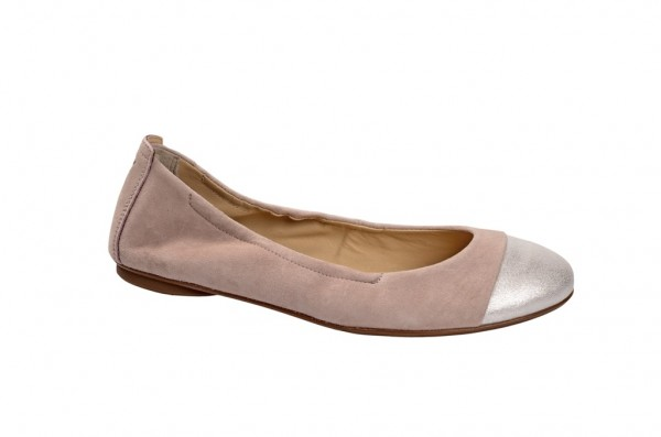 Paul Green Ballerinas 2126-471 in beige rose