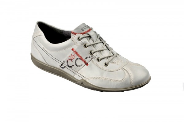 Ecco Urban Light Schuhe weiss Herren Sneaker