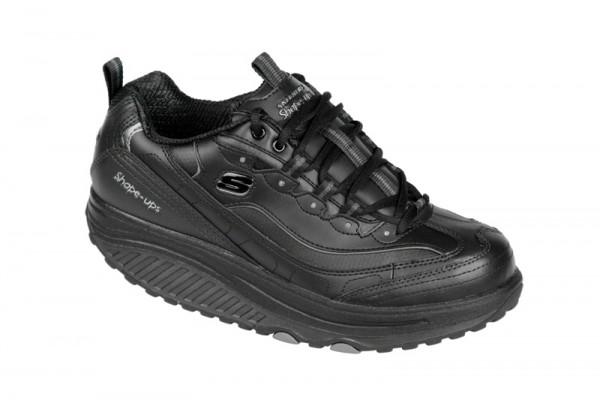 Skechers Schuhe Shape ups 11800BBK schwarz Fitness