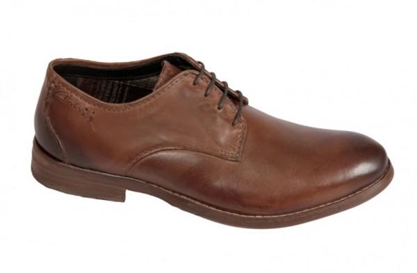 Clarks Schuhe Gofor Walk tabacco braun