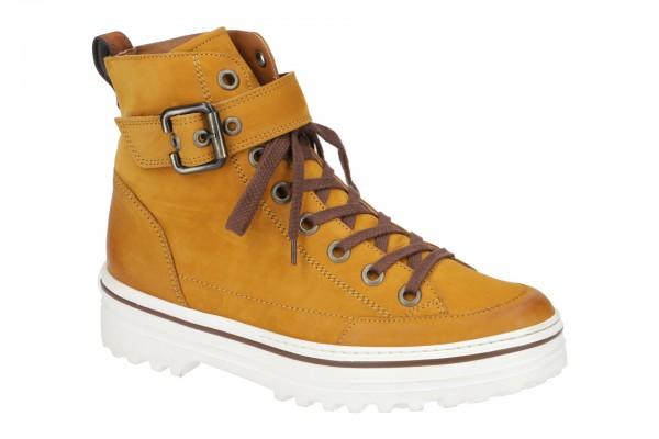 Paul Green Stiefel Mid-Sneaker gelb 4852