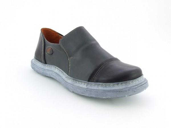 Eject Sony2 Schuhe E-12044 schwarz grau
