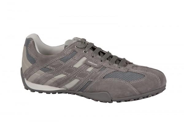 Geox U1107M 01422 C0579 Snake grey white