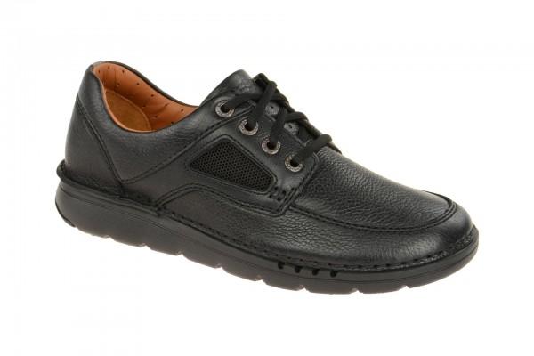 Clarks UnNature Time Schuhe schwarz