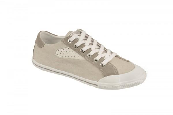 Geox Respira Schuhe Vulcano M grau weiß