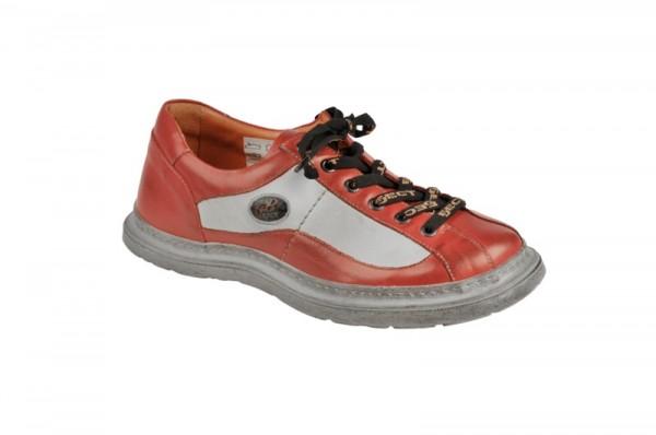 Eject Sony2 Schuhe in rot weiß E-7575