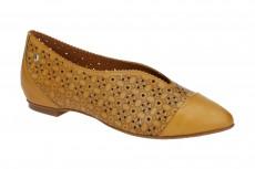 Pikolinos La Marina Ballerinas gelb W5L-4842 W5L-4842 honey