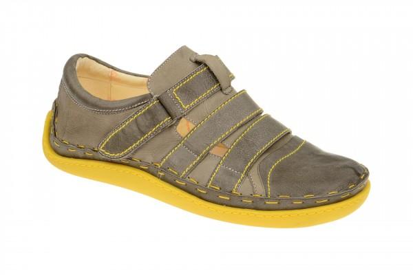 Eject Schuhe eJECT grau gelb 15524.1