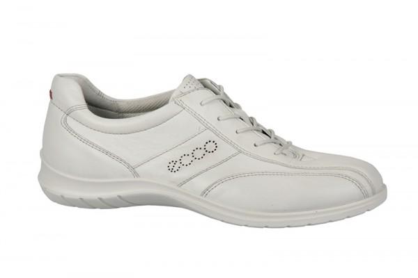 Ecco Sky Lace Schuhe in weiß