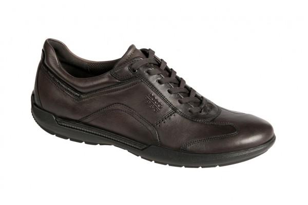 Ecco Welt Sneaker Schuhe cocoa dunkelbraun