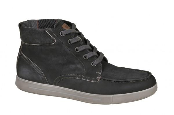 Ecco Androw Stiefel schwarz grau Boots 53254411001