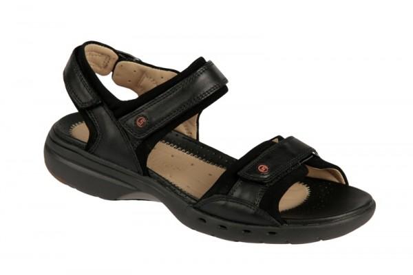 Clarks Un Ship Sandale schwarz