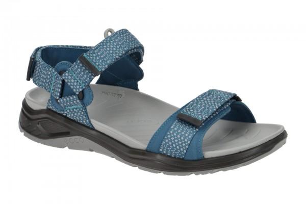 Ecco X-Trinsic Herren Sandale blau wasserfest