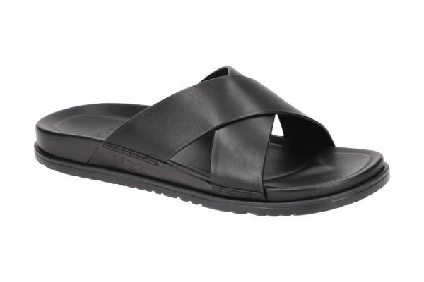 UGG Wainscott Slide Herren Pantolette schwarz 1117476