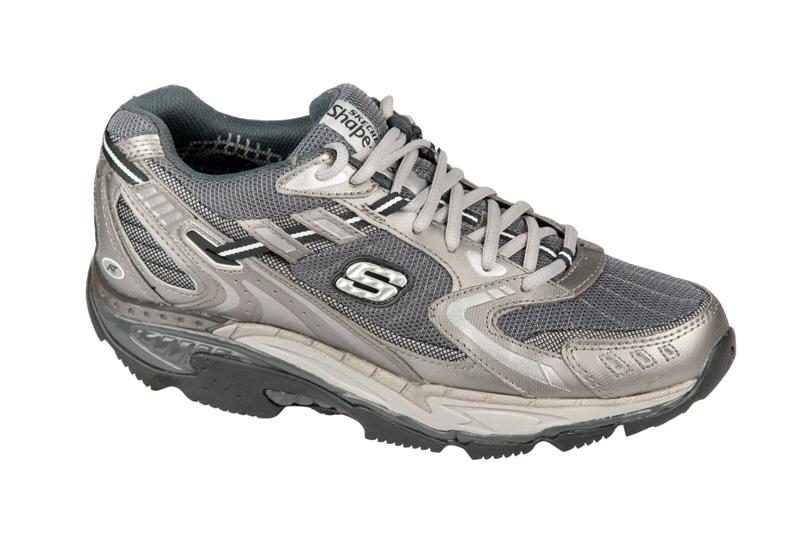 Skechers Schuhe Shape ups 12321BKN schwarz