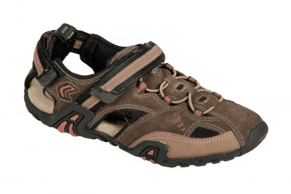 Geox S.Kraze Schuhe U1124A braun orange