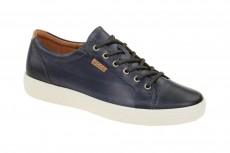 ecco Soft 7 Schuhe blau Limited Edition Sneaker 43017401532
