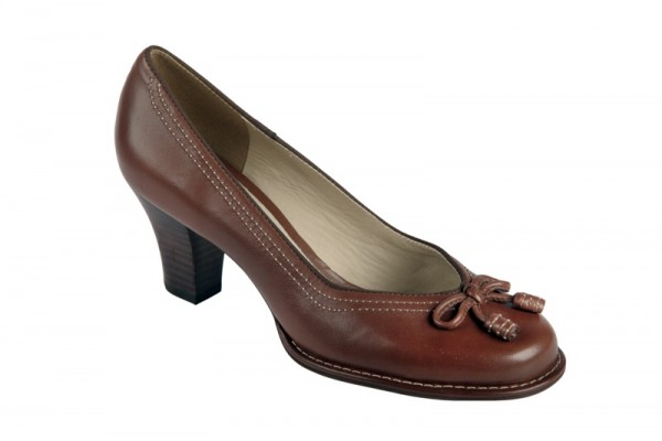 Clarks Bombay Lights Pumps in tan braun 20328901