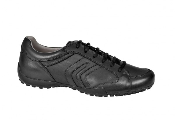 Geox Snake F Schuhe in schwarz U3407F
