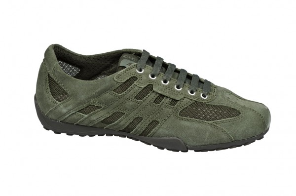 Geox Snake L Schuhe grün - U1107L