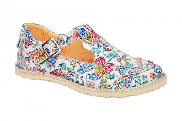 Eject Sony3Deal Schuhe weiß bunte Blumen