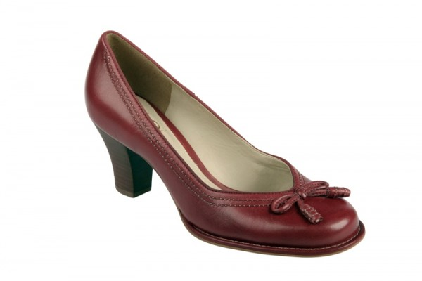 Clarks Bombay Lights Pumps Claret rot 20336900