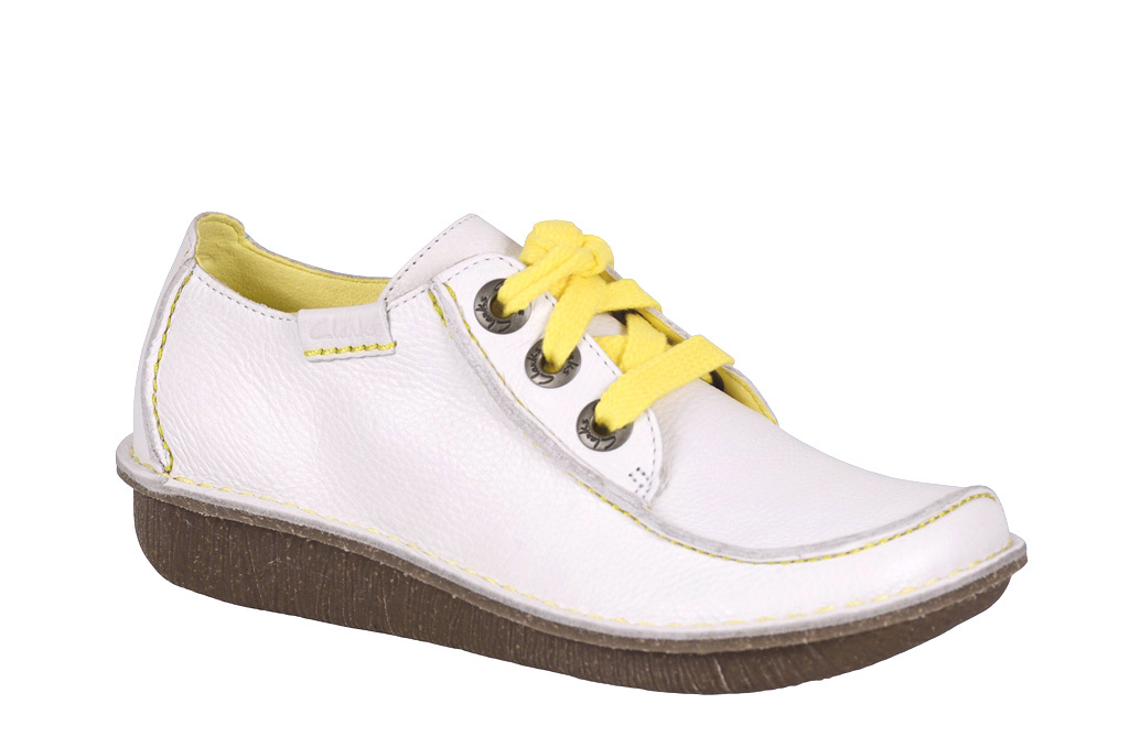 top quality release info on outlet Clarks Funny Dream Schuhe weiß - 20352969 4