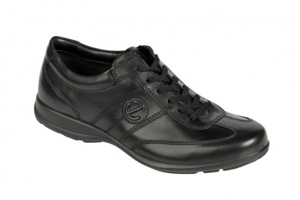 Ecco Pacer Schuhe in schwarz