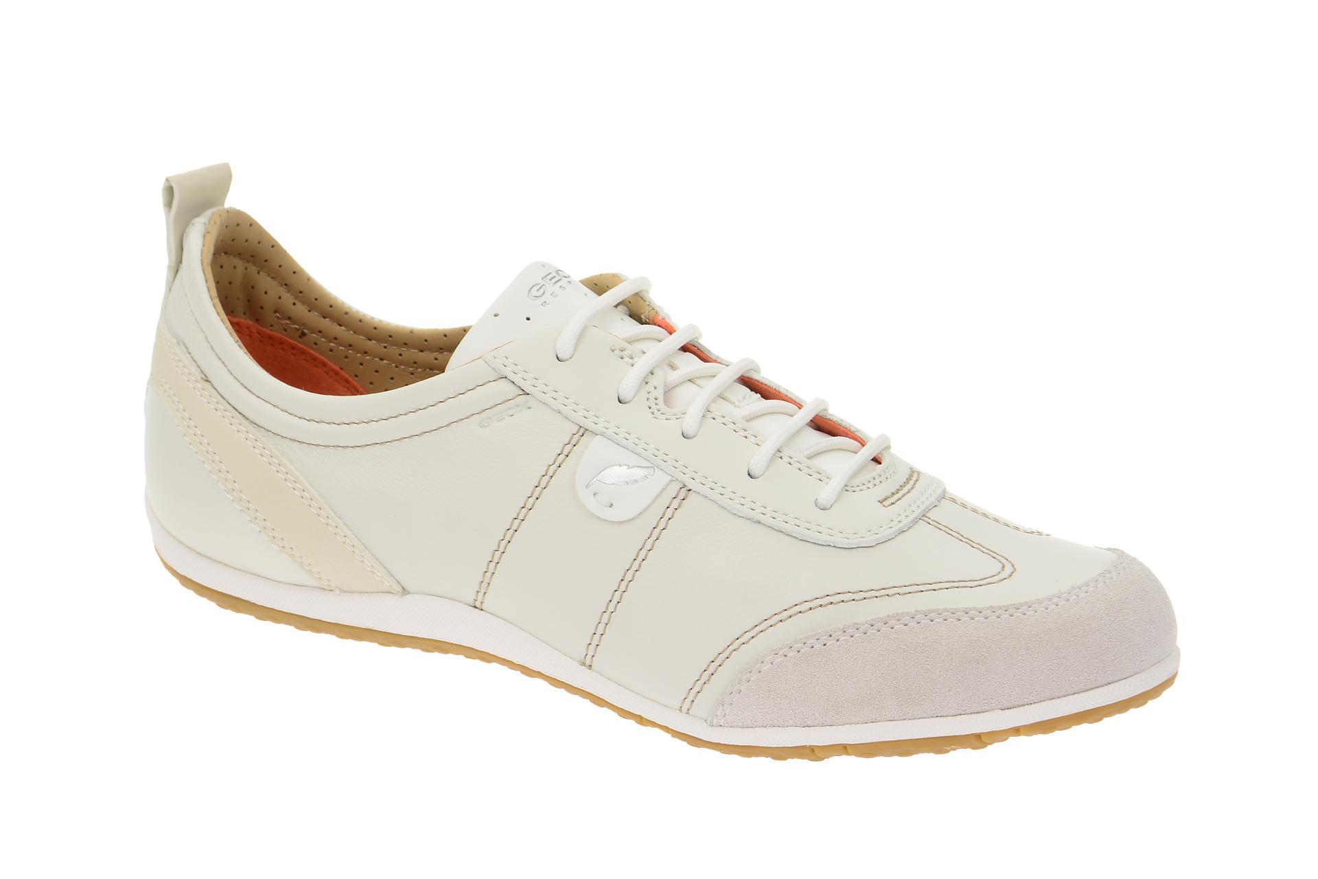 Geox Vega Schuhe weiß D3209A
