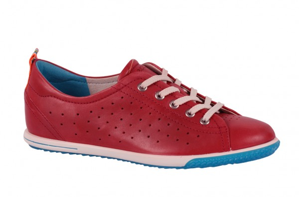 Ecco Spin Schuhe in brick rot - 24904301065