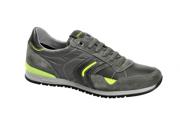 Geox Speed P Schuhe in military grün Sneakers U32X1P