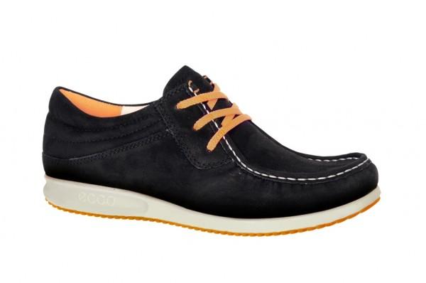 Ecco Mind Schuhe schwarz Herren Mokassin